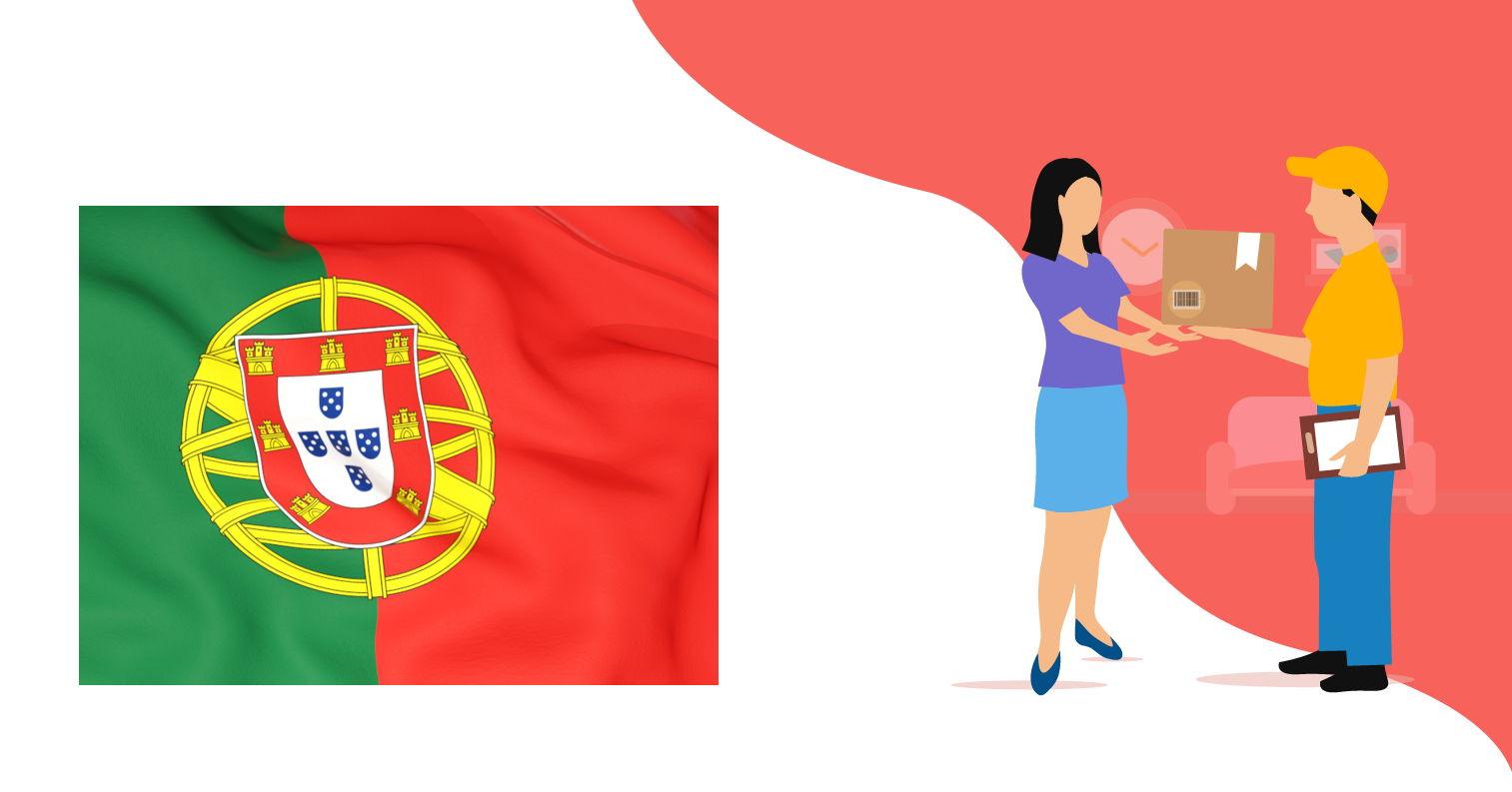 Доставка из Португалии